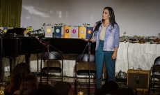 BeRemarkable's MIStory Event Performance, Host, and Panel by Dailyn