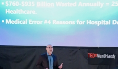 TEDx Redefining Healthcare