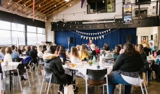Speaking at the Sustainability Summit for South Sound Women in Business
