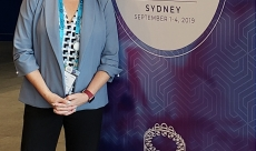 Sessions of over 800 attendees in Sydney, Australia