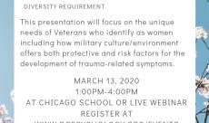 Flyer for DCPA Talk