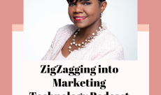 ZigZagging into Marketing Technology Podcast