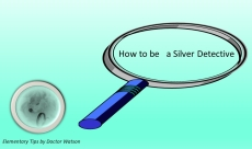 How to be a Silver Detective