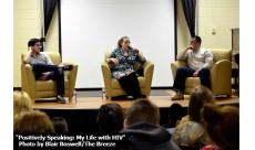 "Panel ""Positively Speaking: My Life With HIV"" Madison HIV/AIDS Alliance, James Madison University 2011"