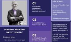 Careering Up Keynote on Personal Branding