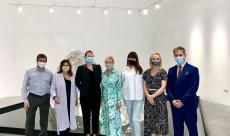 Sustainability Panel, Firetti Contemporary, Dubai May 2021