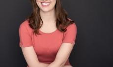 Dr. Sarah Glova (black background)